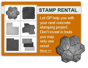 Great Plains Stamp Rental