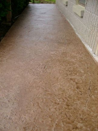 Artisan Stamped Overlay Great Plains Concrete